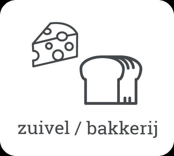 Delhaize Zottegem Zuivel Bakkerij